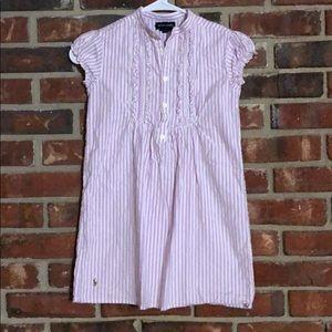 Ralph Lauren purple Striped Dress